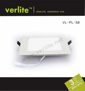 15W LED Square Panel Light Whit CE RoHS