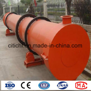 Small Single Drum Rotary Dryer for Limestone/Mineral Concentrate pictures & photos