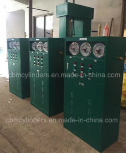 Automatic Cabinet-Type Gas Manifold Systems pictures & photos