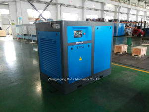 Rj Series Air Cooled Screw Air Compressor pictures & photos
