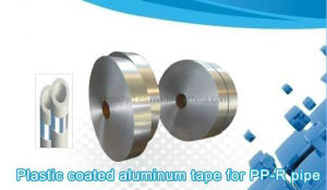 Coated Aluminium Strip for Pipe