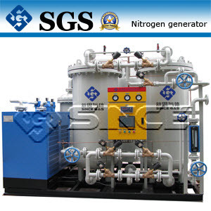 Aluminium Production Line PSA Nitrogen System pictures & photos
