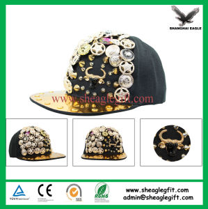 Customzied Embroidery Fastion Twill Hip Hop Cap pictures & photos