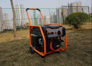 3kw Portable Genset Open Type Petrol Generator with Ce pictures & photos