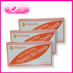 Pregnancy Test Cassette with Good Quality pictures & photos