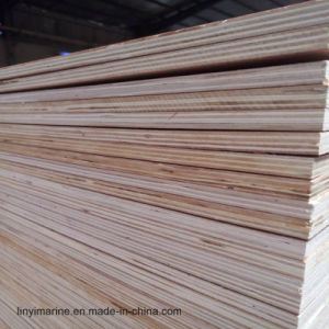 Phenolic Glue 9mm Bintangor Face Plywood Linyi City pictures & photos