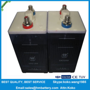 48V 200ah C-5 Ni-Fe Battery Bank pictures & photos