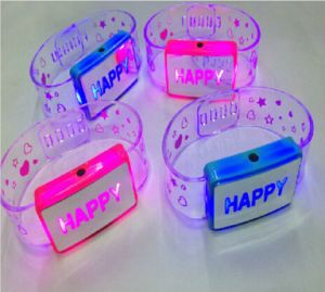 New Product Wholesale Party China Supplier LED Bracelet (4009) pictures & photos