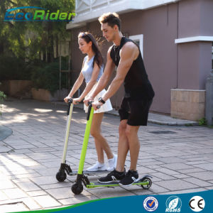 Ecorider New Products Two Wheel Mini Foldable Electric Scooter for Adults pictures & photos