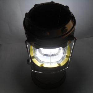 Solar Camping Lantern Portable Lights Waterproof Camping Lighting Lamp USB Multifunctional