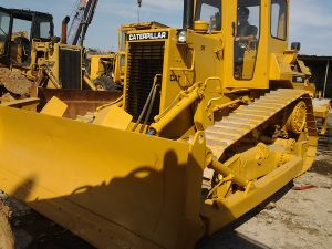 Used Caterpillar Crawler Bulldozer D5h/Cat D5h Bulldozer pictures & photos