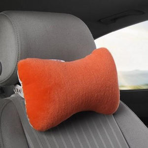 Genuine Australian Sheepskin Fur Neck Support for Car Seat pictures & photos