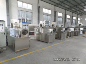 Jinan Keysong Snack Pellet Machine Fried Bugles Machine pictures & photos