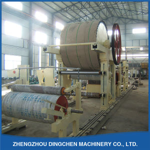 1092mm Type 2 Tons/Day Small Toilet Paper Making Machine Price pictures & photos