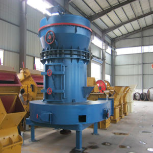 High Efficiency High Pressure Overhang Roller Mill with Good Quality From Yuhong Manufacturer pictures & photos