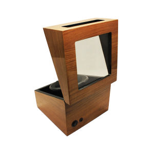 2+0 Display Wooden Watch Winder Box Automatic pictures & photos