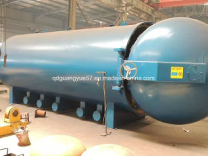 Rubber Steam Vulcanizing Boiler with Ce ISO pictures & photos
