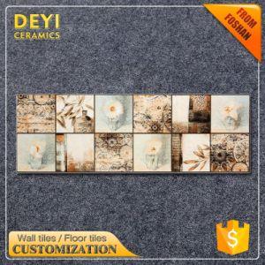 Foshan Hot Selling 250× 750 Building Material 3D Inkjet Tile Ceramic Wall Tile