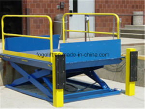 Hydraulic Freight Cargo Lift Elevator Chain Lift Price pictures & photos