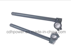 CNC Handlebar for Bicycle, CNC Machine Making High Quality Handlebar pictures & photos