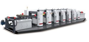 High Speed Best Quality Flexo Printing Machine pictures & photos