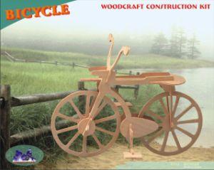 Children 3D Educational Paper Toy Puzzle (GJ-Puzzle001) pictures & photos