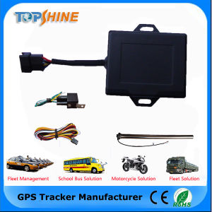 Best Engine off Mini Wateproof Motorcycle/Car GPS Tracker Mt08 pictures & photos