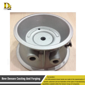 OEM Metal Prototype Heat Treatment Processing Resin Sand Mold Casting pictures & photos