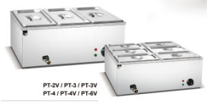 Electric Bain Marie PT-2V pictures & photos