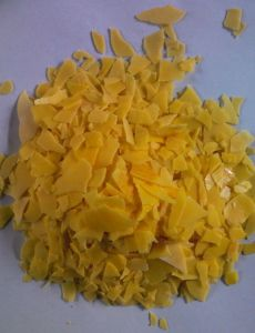 Sodium Sulphde Yellow Flakes 60% 10ppm pictures & photos