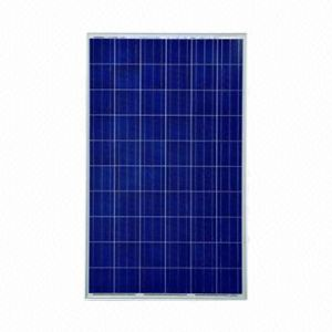 24V 250W Poly Solar Panel for on-Grid Solar Power System pictures & photos