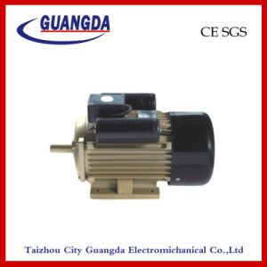 CE SGS 1.5kw Air Compressor Motor Black pictures & photos