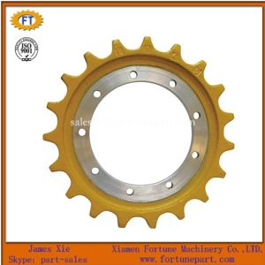 Hyundai R210 R290 Excavator Undercarriage Spare Parts Rim Sprocket pictures & photos