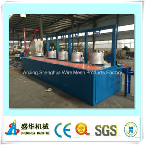 New Type Wire Drawing Machine (Anping factory hot sale) Sha15-12 pictures & photos