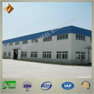 Approved High Quality and Low Cost Prefab Steel Structure Warehouse