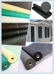 Variety of Colors Fiberglass Window Screen/ Netting pictures & photos