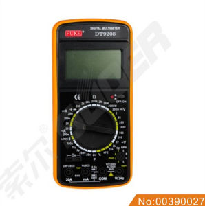 Digital Multimeter (DT9208 fuke) pictures & photos