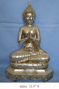 Polyresin Buddha Decoration (LE87-92034-1)