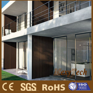 Eco-Friendly Weathering Resistence WPC Outdoor Decoration Wood Cladding, Wall Panel pictures & photos