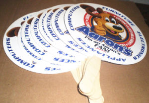 Gift Promotions Advertising Fans Customized Small Hand Fans pictures & photos
