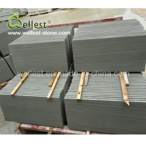 Hot Selling High Quality Honed Finished Grey Color Sandstone for Wall and Floor pictures & photos