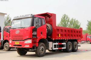 Faw 6X4 335HP 25ton 30ton Tipper Dump Truck pictures & photos