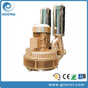 380V 20kw Side Channel Blower for Fume Exaction System pictures & photos