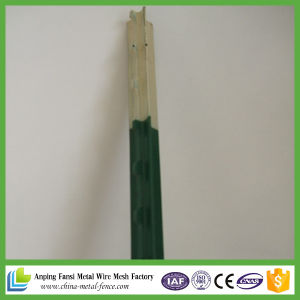 Green Painted Heavy Duty 1.33lb/Ft T Post for America pictures & photos