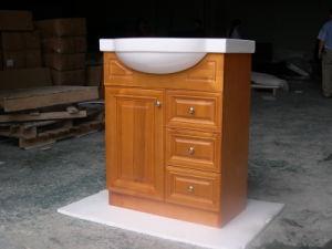 Maple Wood Bathroom Vanity Yb121 (9) pictures & photos