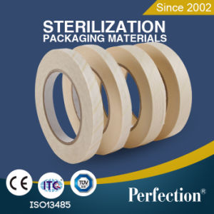 25mm*50m Sterilization Indicator/Autoclave Indicator Tape pictures & photos