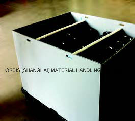 1140 X 980mm Optebulk Large Folding Sleeve Container