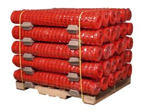 Mexico Standard Anti-UV Orange Construction Safety Fence (CC-SR090-06545) pictures & photos