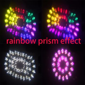 Newest 350W 17r Beam Multi Prism Stage Light Moving Head for Stage pictures & photos