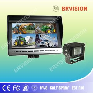 Wide View 10.1 Inch Car Minitor /Safety Backup Camera pictures & photos